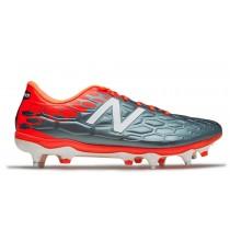 New balance chaussures pour hommes visaro 2.0 mid sg football typhoon et tornado et alpha orange MSVMIS-246