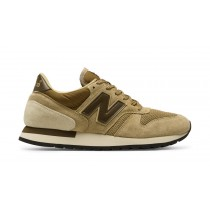 New balance chaussures pour hommes 770 lifestyle beige et oatmeal M770-069