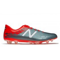 New balance chaussures pour hommes visaro 2.0 control fg football tornado et alpha orange MSVRCF-238