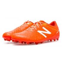New balance chaussures pour hommes visaro control ag football atomic et blanc et barracuda MSVRCA-250
