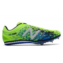 New balance chaussures pour hommes md500v5 spike course firefly et noir MMD500-141
