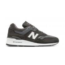 New balance chaussures pour hommes 997 casual magnet et castlerock M997-082
