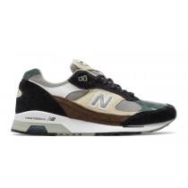 New balance chaussures pour hommes 991.5 surplus casual marine et beige et marron M991-077