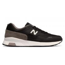 New balance chaussures pour hommes 1500 casual noir et gris et blanc MD1500-011