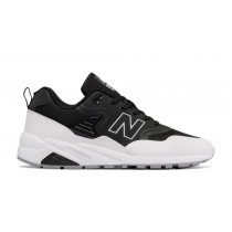 New balance chaussures pour hommes 580 re-engineered casual noir et blanc MRT580-061