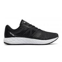 New balance chaussures pour hommes fresh foam boracay running noir et blanc MBORA-111