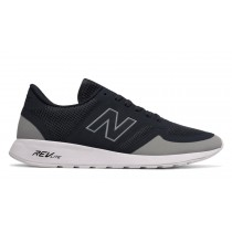 New balance chaussures unisex 420 re-engineered casual marine et lumière gris MRL420-033