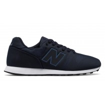 New balance chaussures pour hommes 373 synthetic casual marine et bleu MD373-028