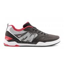New balance chaussures unisex 868 lifestyle noir et blanc et rouge NM868-004