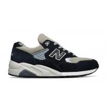 New balance chaussures pour hommes 585 casual marine et gris M585-064
