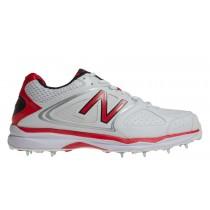 New balance chaussures pour hommes 4030 cricket blanc et rouge CK4030-158