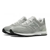 New balance chaussures pour hommes 1400 lifestyle gris et blanc M1400-004