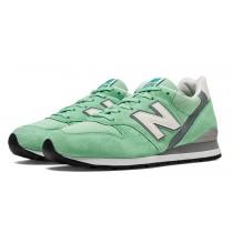 New balance chaussures pour hommes 996 connoisseur lifestyle pistachio et gris et blanc M996-079