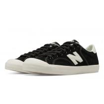 New balance chaussures pour hommes procourt heritage suede lifestyle noir PROCT-207