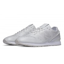 New balance chaussures pour hommes 996 leather lifestyle blanc MRL996-201