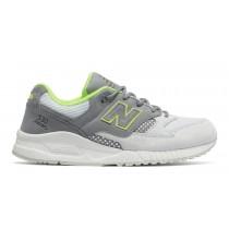 New balance chaussures unisex 530 lifestyle steel et arctic fox et lime glo M530-041