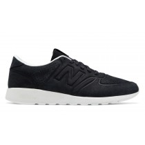 New balance chaussures pour hommes 420 re-engineered lifestyle noir et blanc MRL420-030