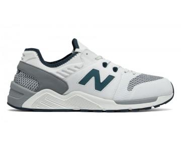 New balance chaussures pour hommes 009 blanc et gris ML009-269