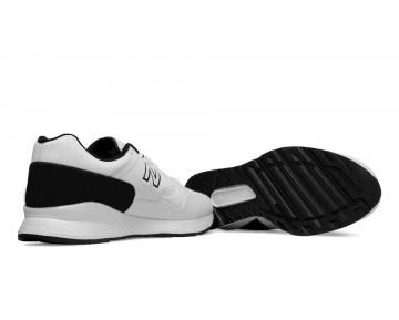 New balance chaussures pour hommes 1500 casual blanc et bleu et gris MD1500-276