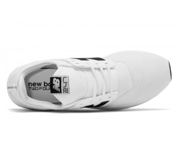 New balance chaussures unisex 247 classic lifestyle blanc et noir MRL247-101
