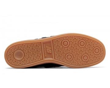 New balance chaussures unisex 288 suede lifestyle noir et gum CT288-102