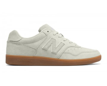 New balance chaussures unisex 288 suede lifestyle blanc et gum CT288-103