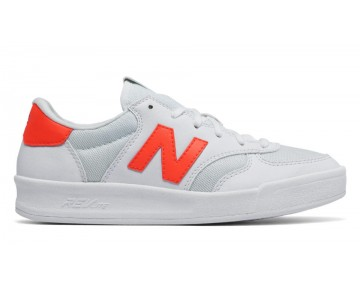 New balance chaussures pour femmes 300 lifestyle blanc et alpha orange WRT300-205