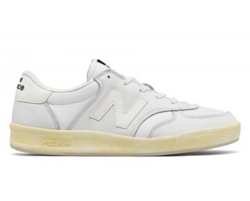 New balance chaussures unisex 300 suede lifestyle blanc CRT300-106