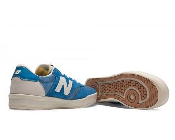 New balance chaussures unisex 300 vintage casual bleu et blanc CRT300-113