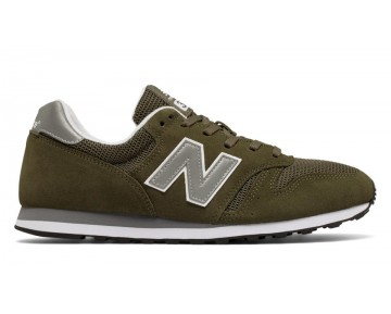 New balance chaussures unisex 373 modern classics casual olive et argent ML373-117