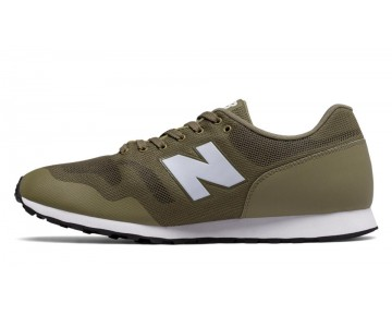 New balance chaussures pour hommes 373 lifestyle olive et gris MD373-286