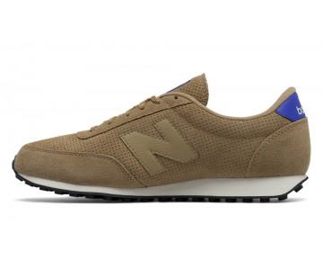 New balance chaussures unisex 410 70s running marron et cobalt bleu et blanc U410-125