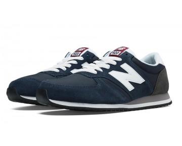 New balance chaussures unisex 420 70s running marine et blanc U420-129