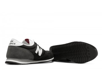 New balance chaussures unisex 420 70s running noir et blanc U420-130