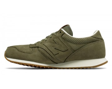 New balance chaussures unisex 420 70s running olive et tan U420-131
