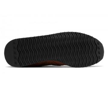 New balance chaussures unisex 420 70s running tobacco marron et d'or et noir U420-132