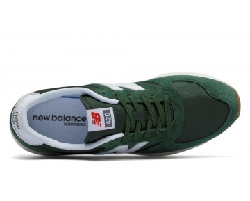 New balance chaussures unisex 420 re-engineered lifestyle vert et blanc MRL420-136