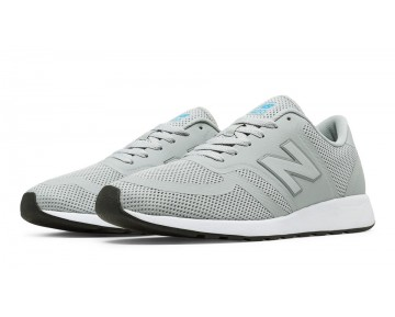 New balance chaussures unisex 420 re-engineered lifestyle lumière gris et bleu atoll MRL420-138