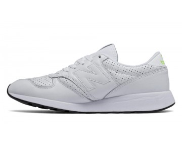 New balance chaussures unisex 420 re-engineered lifestyle blanc et lime MRL420-141