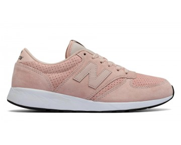New balance chaussures unisex 420 re-engineered lifestyle powder et blanc et noir MRL420-142