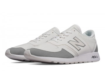 New balance chaussures unisex 420 re-engineered casual blanc et gris MRL420-144