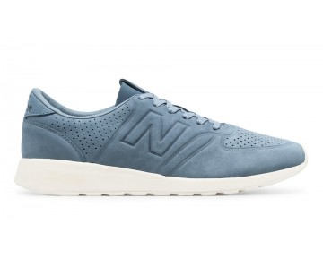 New balance chaussures pour hommes 420 re-engineered lifestyle bleu et blanc MRL420-288