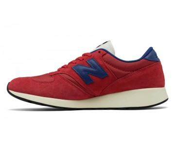 New balance chaussures pour hommes 420 re-engineered lifestyle rouge et bleu MRL420-291