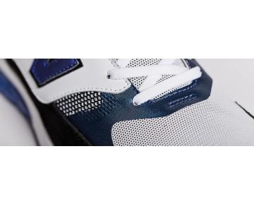 New balance chaussures pour hommes 530 vazee lifestyle blanc et bleu MVL530-304