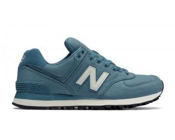 New balance chaussures pour femmes 574 canvas casual riptide WL574-234