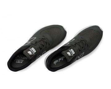 New balance chaussures pour hommes 574 fresh foam casual gris et noir MFL574-308