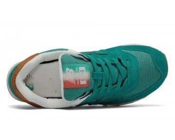 New balance chaussures pour femmes 574 global surf lifestyle galapagos et powder WL574-237