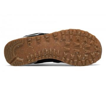 New balance chaussures pour femmes 574 global surf lifestyle noir et powder WL574-238