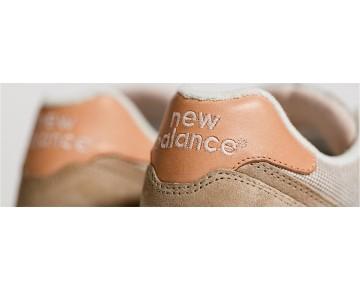 New balance chaussures pour femmes 574 premium cruisin lifestyle sandtempête WL574-241