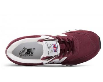 New balance chaussures pour femmes 576 casual port royale et blanc W576-245